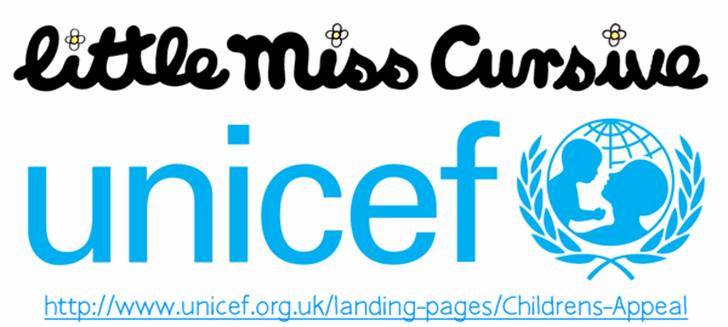 Little Miss Cursive font by KiddieFonts