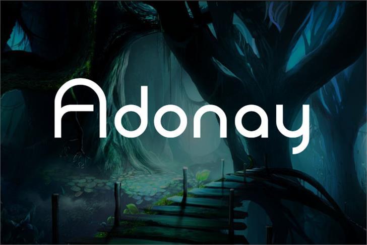 Adonay Font poster