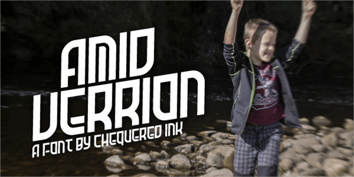 Amid Verrion Font person outdoor