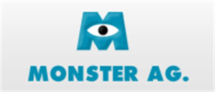 Monster AG font by Filmfonts