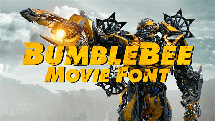BumbleBeee font by FontStudio LAB