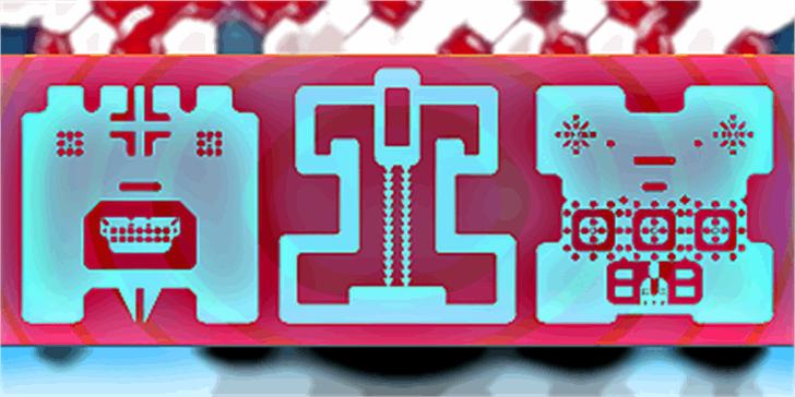 AFT1 Heterodoxa Font screenshot design