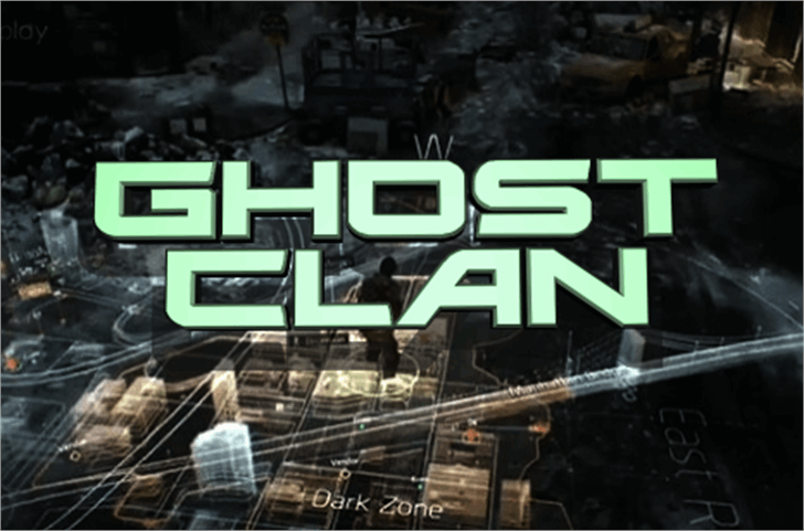 Ghost Clan Font screenshot