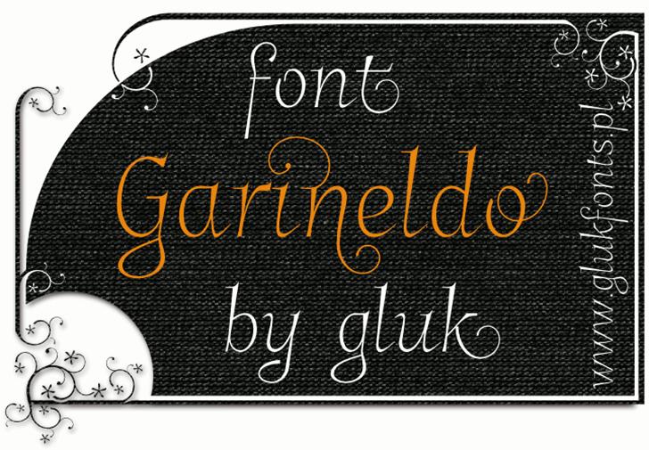 Garineldo Font text book
