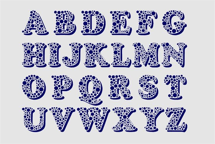Bemydor Font design cartoon