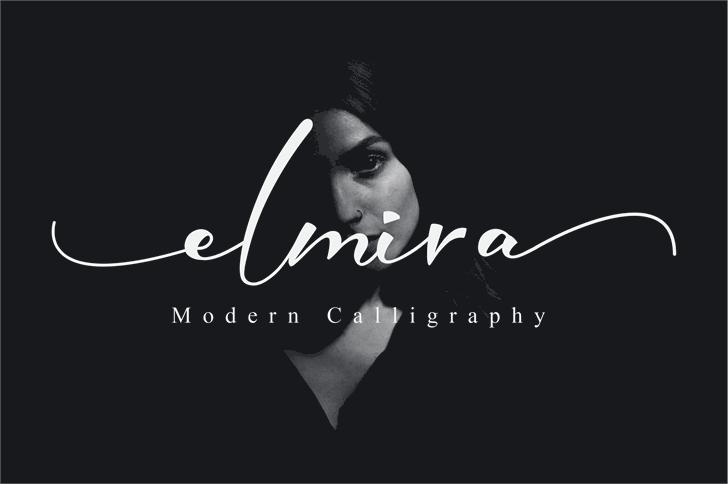 Elmira Font human face