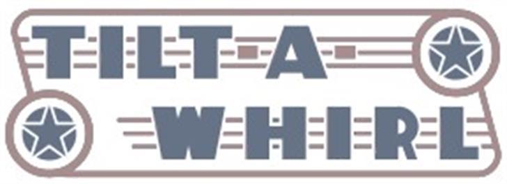 TiltAWhirl font by Gaut Fonts