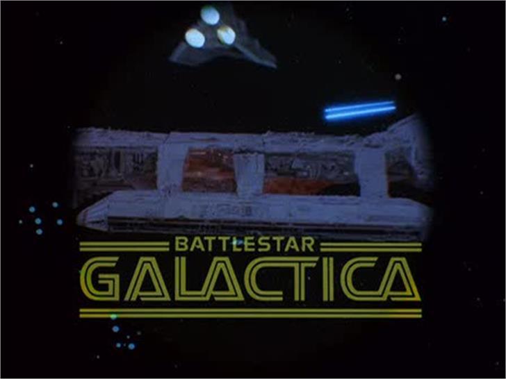 Battlestar Font screenshot cartoon