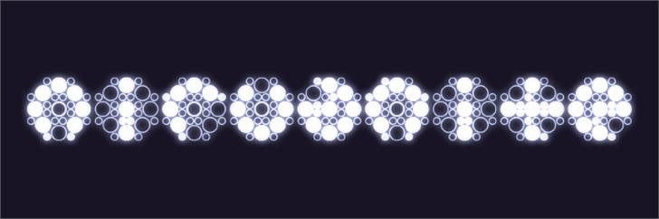 Nirvanite Font light weapon