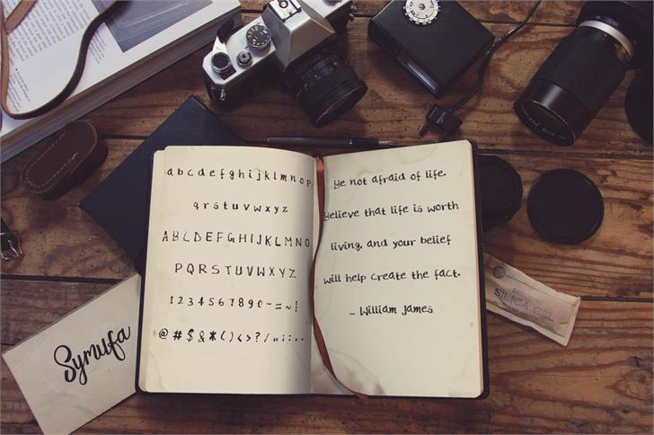 Rough___Dusty_Chalk Font handwriting book