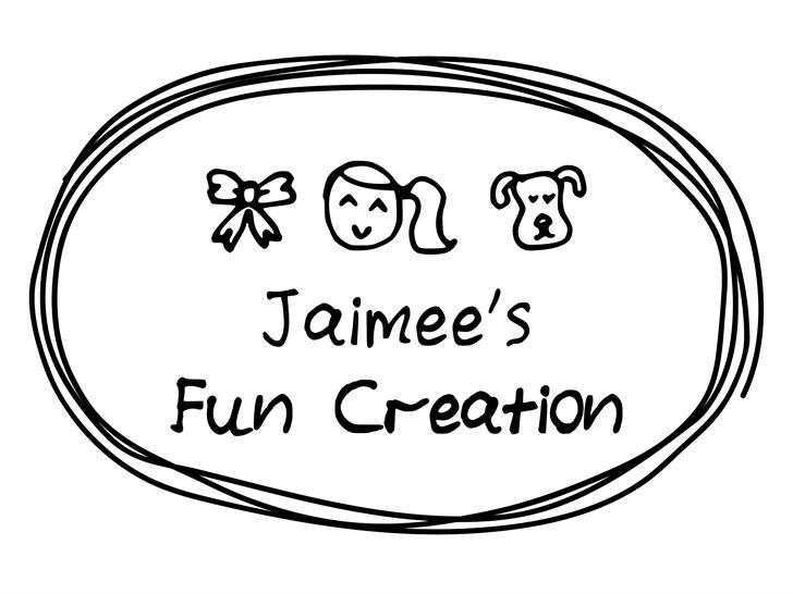 jaimee_s_Font by Jaimee Riefania