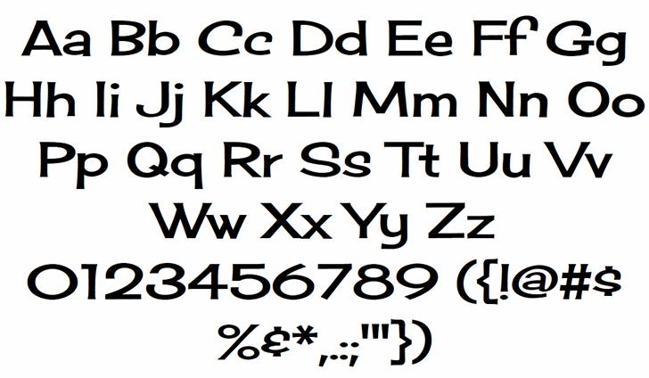 Cherry Cream Soda Font Letters Charmap