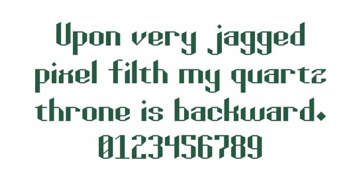 Basalt Font design font