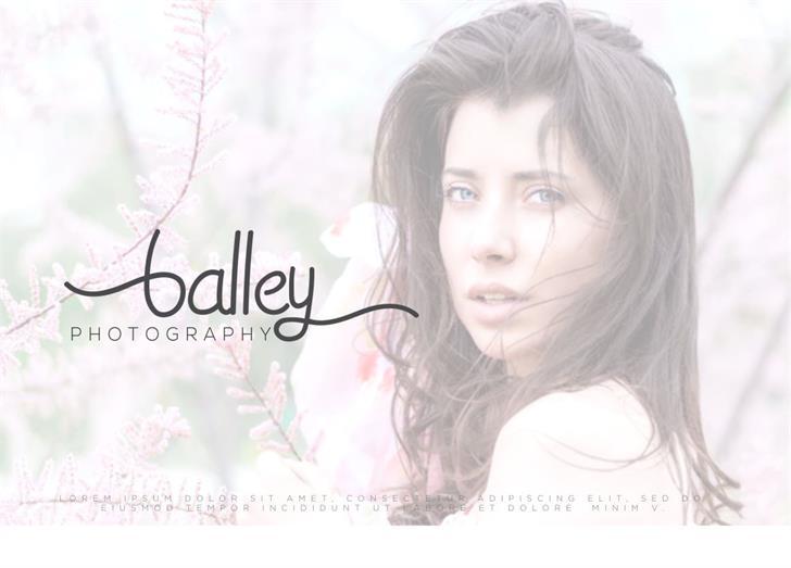 ahsley font by Bangtoyib