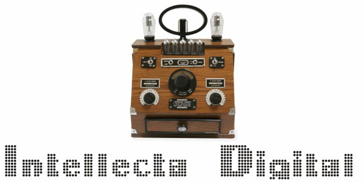 Intellecta Digital Font camera home appliance