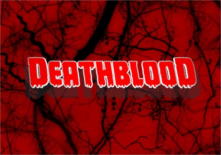 Deathblood Font tree outdoor