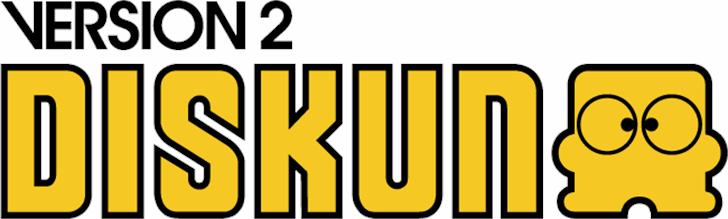 Diskun Font poster tableware