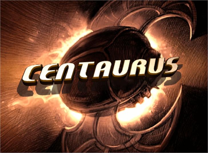 Centaurus Font
