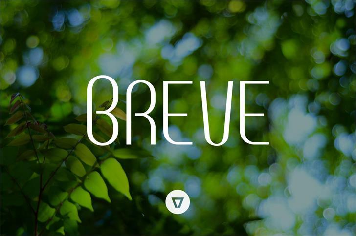 Breve SC Font tree screenshot