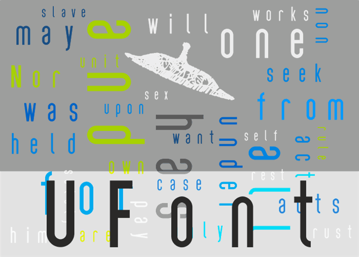 UFont internet design