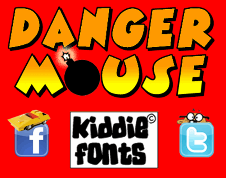 danger mouse free download