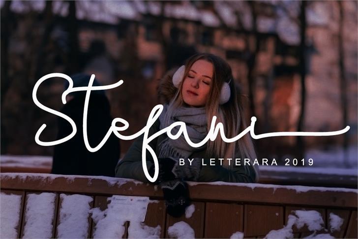 Stefani Font woman human face