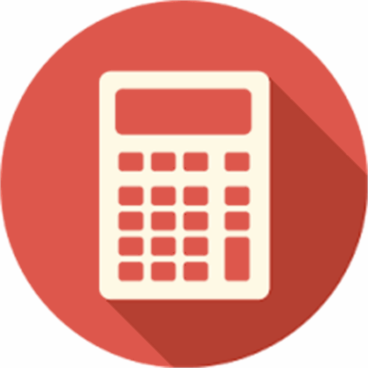 Calculator LCDs font by Quentin9909