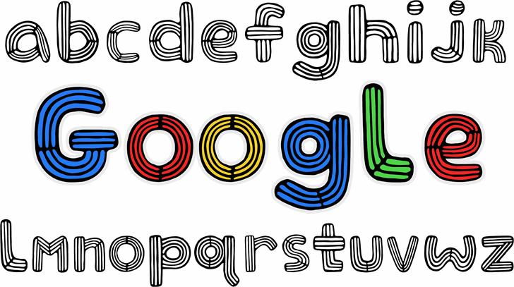 Jammycreamer Font design illustration
