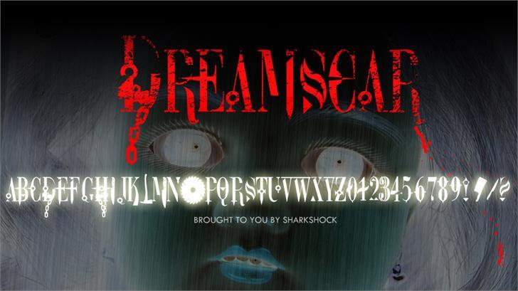 DreamScar Font poster screenshot