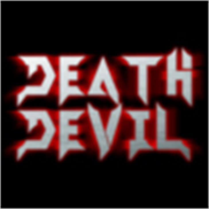 Death Devil font by Hakito