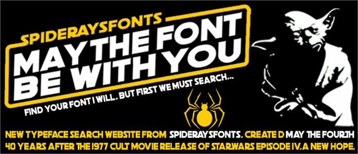 Le Tour de Fonts font by SpideRaYsfoNtS