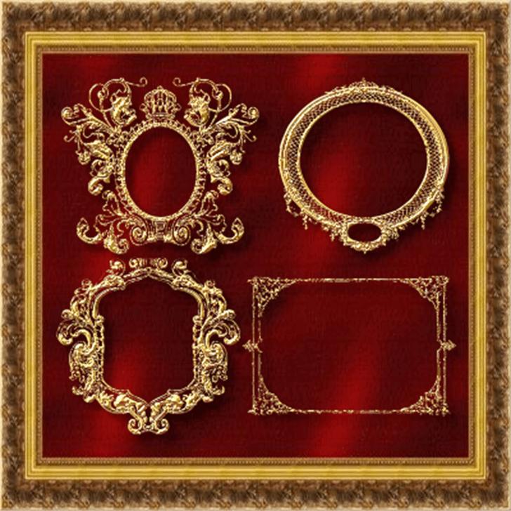 Vintage Frames 2 Font nintendo