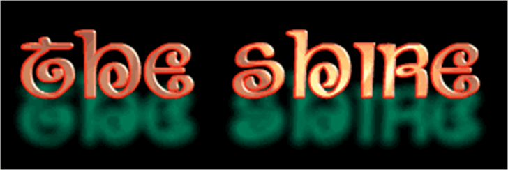 The Shire Font screenshot