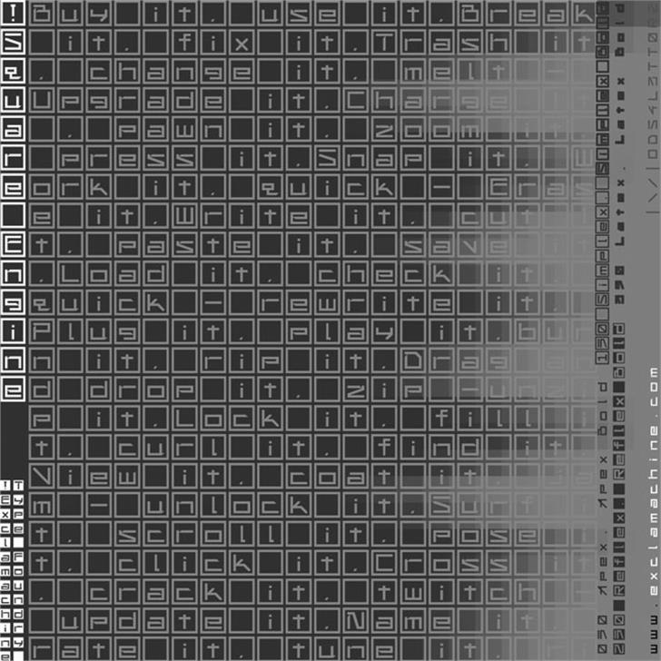 !Square Engine 250 Reflex Font text