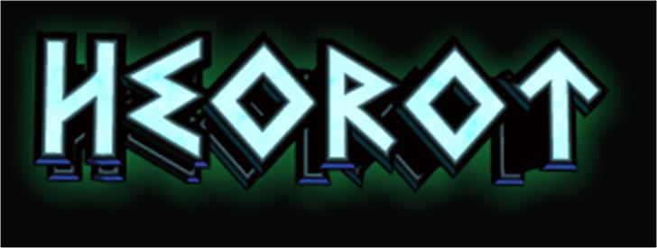 Heorot Font screenshot geometry