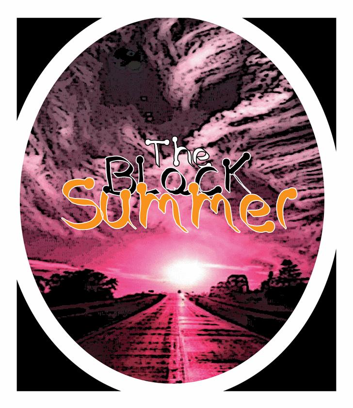 The Black Summer font by Cé - al