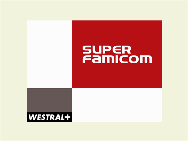 Super FamiFont design graphic