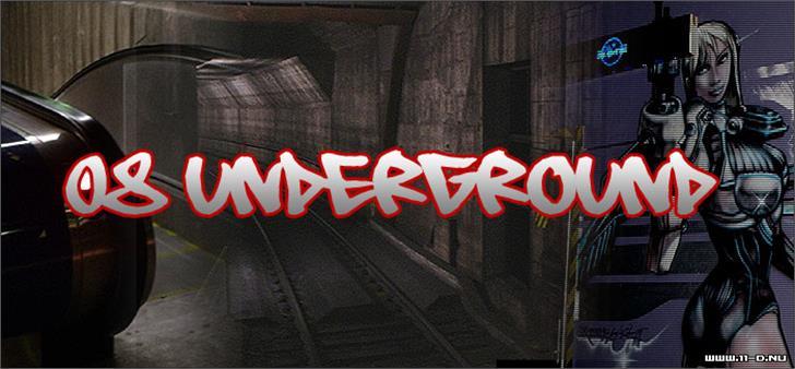 08 Underground Font floor
