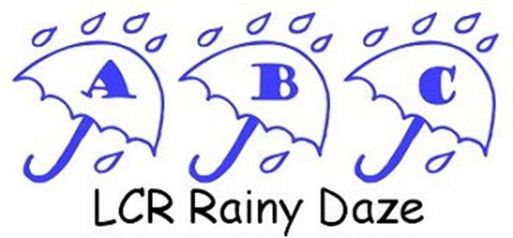LCR Rainy Daze Font handwriting design