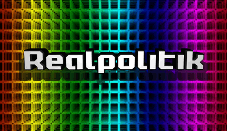 Realpolitik font by Iconian Fonts