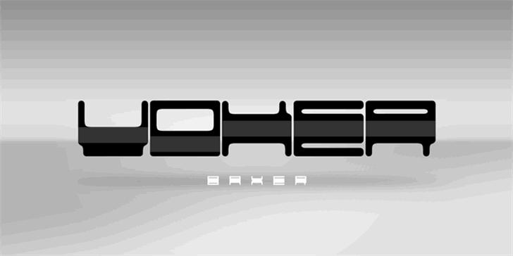 Voker baxer Font weapon rifle