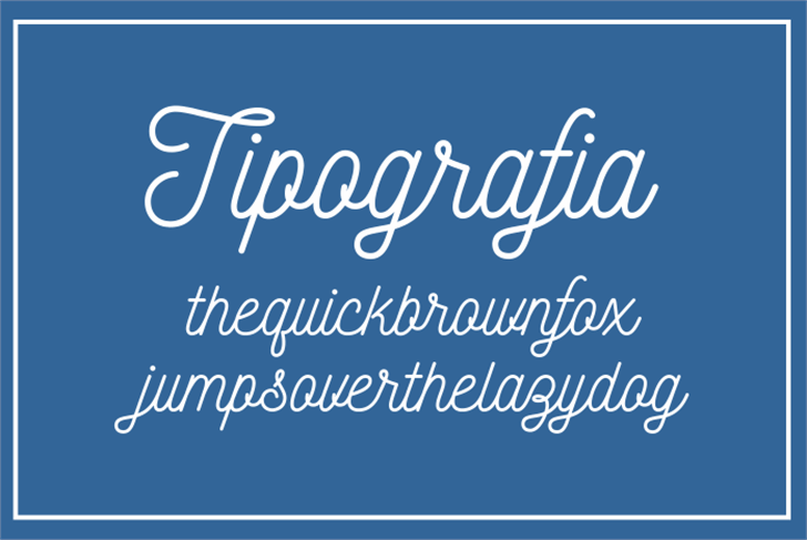 Nickainley Font text design