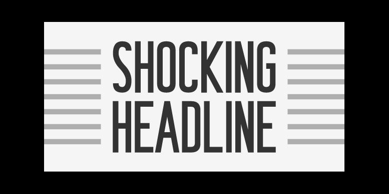Thumbnail for Shocking Headline