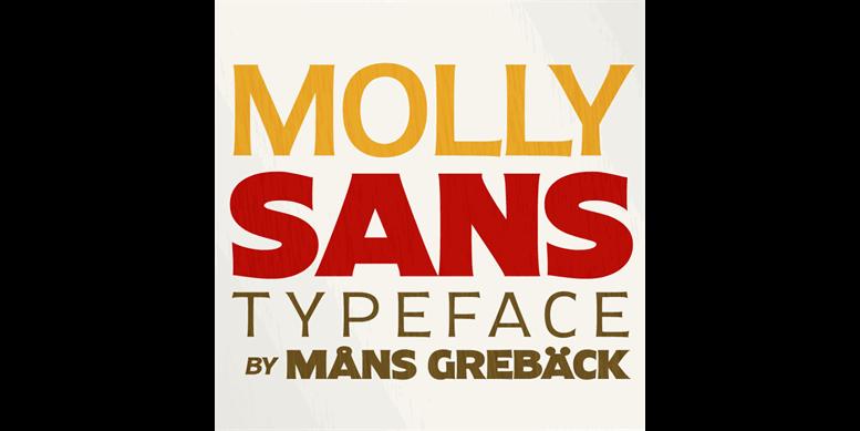 Thumbnail for Molly Sans