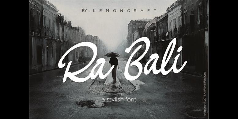 Thumbnail for RA BALI