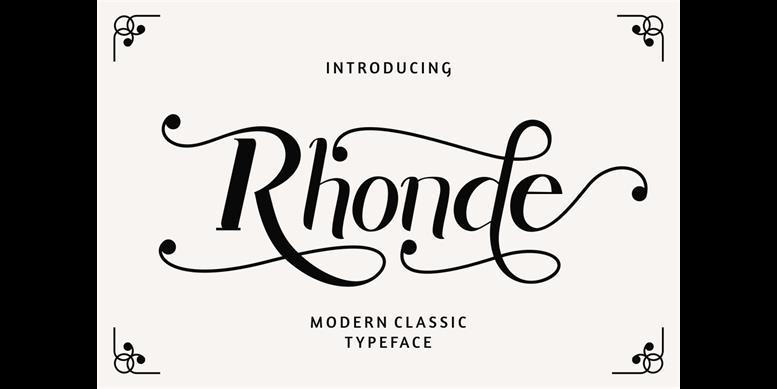 Thumbnail for Rhonde Free