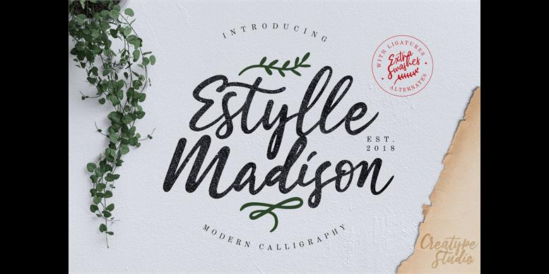 Thumbnail for Estylle Madison