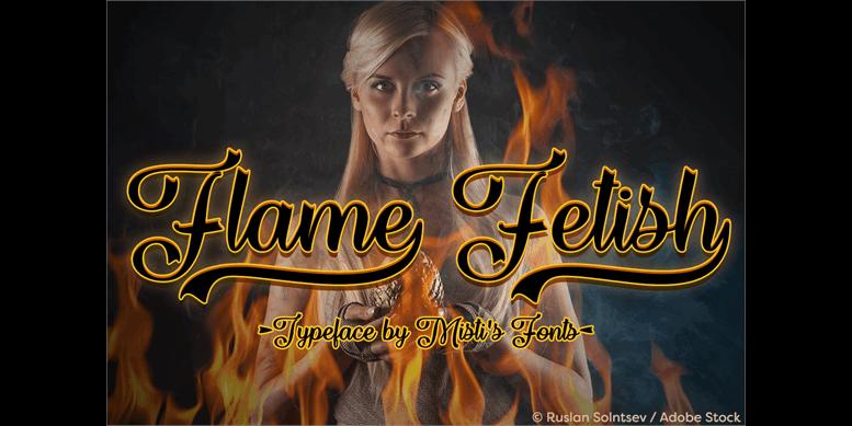 Thumbnail for Flame Fetish