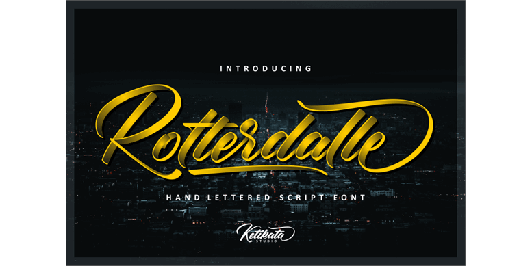 Thumbnail for Rotterdalle Personal Use