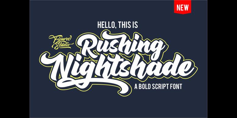 Thumbnail for Rushing Nightshade